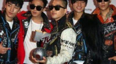 Bruno Mars, LMFAO y los Big Bang, los peinados más destacados de los EMA 2011