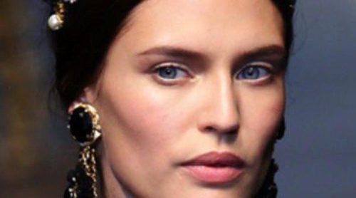 Tendencias maquillaje: consigue un look barroco inspirado en Dolce&Gabbana