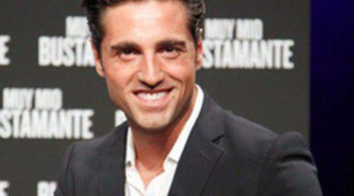 David Bustamante presenta su primer perfume, 'Muy Mío'