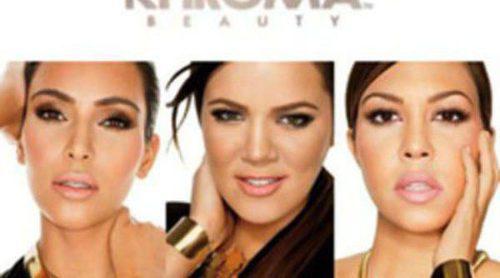 Las hermanas Kardashian lanzan una línea de productos de belleza