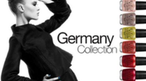 'OPI Germany', la nueva colección de esmaltes para este otoño 2012