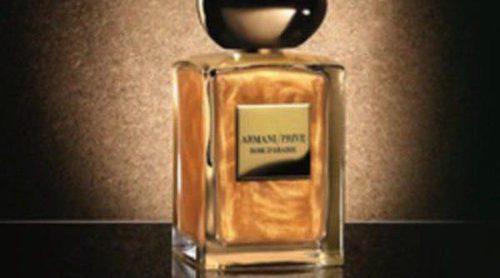 Armani Privé lanza en edición limitada su perfume Rose d'Arabie