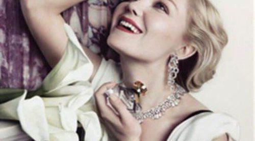 Kirsten Dunst es de nuevo imagen de Bulgari