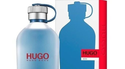 'Hugo Now', la nueva fragancia de Hugo Boss de edición limitada