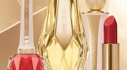 Así es 'Seduction Collection', la primera colección de maquillaje de Jimmy Choo que llega junto a 6 perfumes