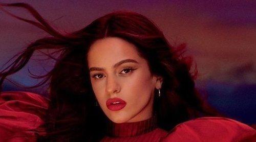Rosalía protagoniza la nueva campaña 'Viva Glam' de MAC
