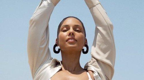 Alicia Keys lanza su propia línea de belleza: así es Keys Soulcare
