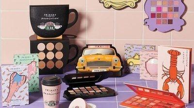 Revolution lanza una nueva colección de maquillaje de 'Friends'