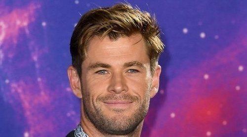 Chris Hemsworth, embajador global de la marca Boss
