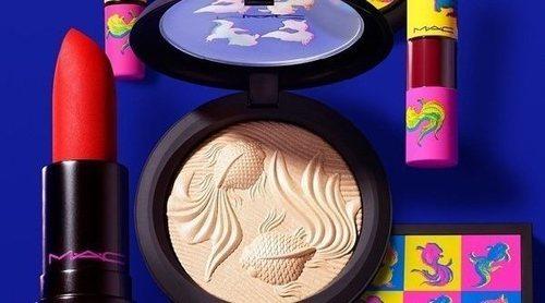Así es la colección de maquillaje con la que MAC celebra el Año del Buey