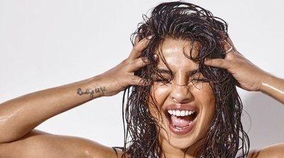Priyanka Chopra lanza una marca de cuidado para el cabello sostenible