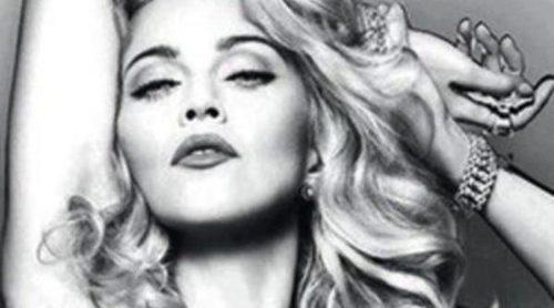 Madonna posa desnuda para promocionar su nueva fragancia