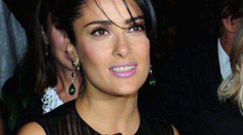 Salma Hayek amplía su línea de cosméticos con una colección de lacas de uñas