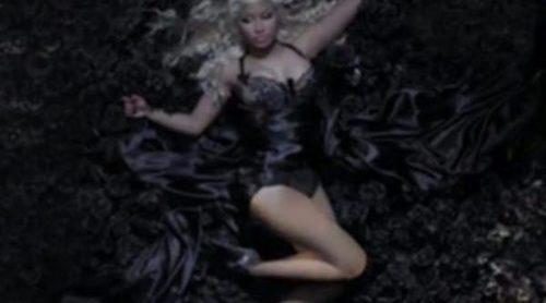 Nicki Minaj estrena el segundo vídeo promocional de su fragancia Pink Friday