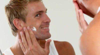 Belleza hombres: cómo evitar la sequedad del rostro