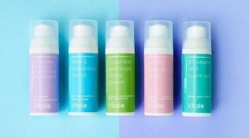 Vitale Cosmética lanza su nueva línea de productos faciales y corporales