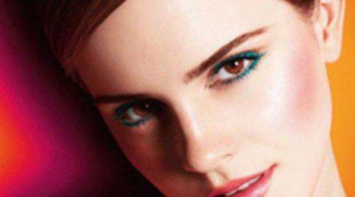 Emma Watson presenta 'In Love', la colección primavera 2013 de Lancôme