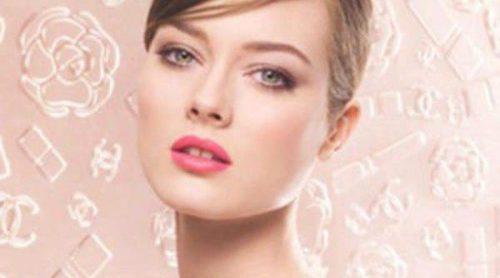 Primer vistazo al maquillaje de Chanel para la primavera 2013