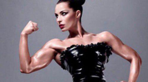 MAC presenta su colección 'Strength' con la 'Fuerza' de la culturista Jelena Abbou