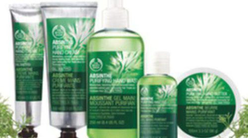 The Body Shop cuida tus manos este invierno con absenta