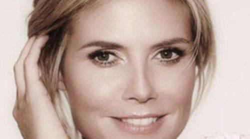 Heidi Klum presenta la nueva BB Cream de Astor