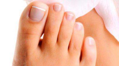 Cómo cortar las uñas de los pies correctamente