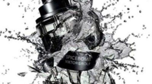 'Spicebomb', una explosión de sensaciones para el perfume masculino de Viktor & Rolf