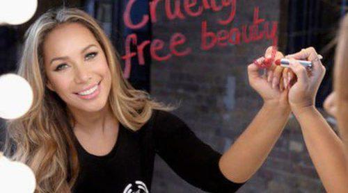 Leona Lewis es la nueva embajadora de The Body Shop