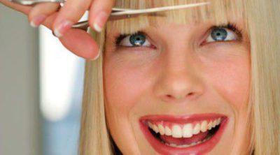 Cómo cortarse el flequillo: cambia de look sin salir de casa