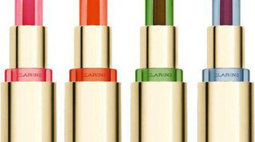Clarins lanza su nueva línea de maquillaje para la primavera/verano 2013