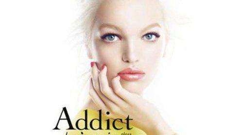 Daphne Groeneveld presenta los nuevos gloss de 'Dior Addict Be Iconic'