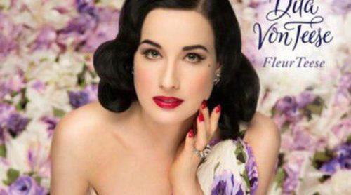 Dita Von Teese lanza su tercer perfume: 'Fleur Teese'