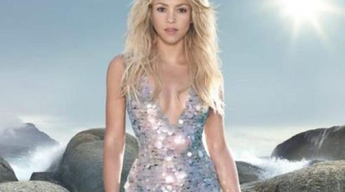 'S by Shakira Aquamarine', la nueva fragancia de Shakira