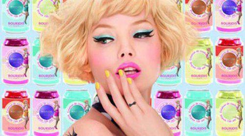 Bourjois vuelve a los sesenta en su nueva colección de maquillaje