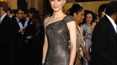 La actriz Cate Blanchett se convierte en la nueva imagen de Giorgio Armani