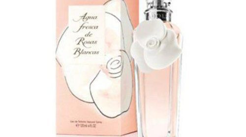 'Agua Fresca de Rosas Blancas' es la nueva fragancia de Adolfo Domínguez