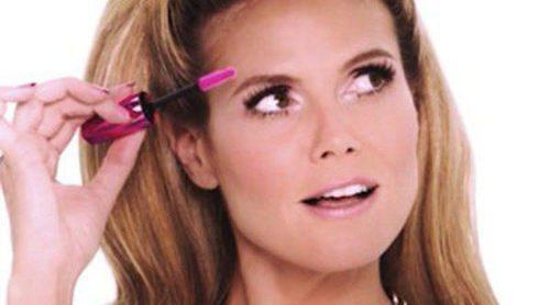 Heidi Klum presenta Big & Beautiful Lovely Doll, la nueva máscara de pestañas de Astor