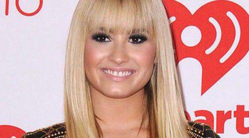 Cambio de look: Demi Lovato se decanta por el rubio para este verano