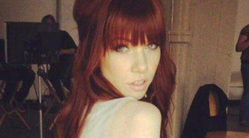 Carly Rae Jepsen se une a los cambios de look: se tiñe de pelirroja