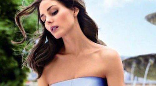 Olivia Palermo presenta la fragancia 'Songe d'Iris' de Rochas