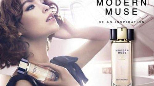 Arizona Muse presenta la nueva fragancia de Estèe Lauder: 'Modern Muse'