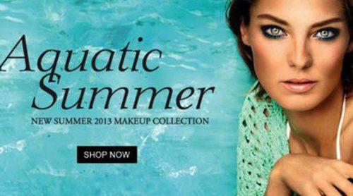 Lancôme lanza su colección 'Aquatic Summer' para el verano 2013