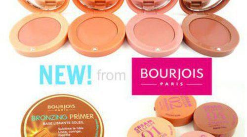 'Cream Blush' y 'Shine Edition', las propuestas de Bourjois para olvidarse de los tonos apagados