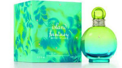 Britney Spears presenta su perfume más tropical: 'Island Fantasy'