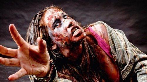 Maquillaje de zombi para Halloween