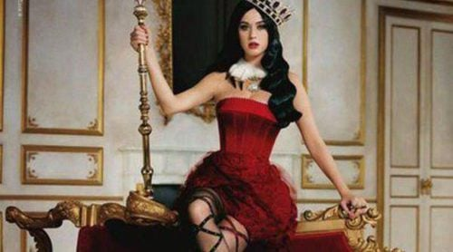Katy Perry lanza una nueva fragancia: 'Killer Queen'