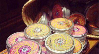 'Las flores del Amor', la línea de productos rica en crema de karité de L'Occitane