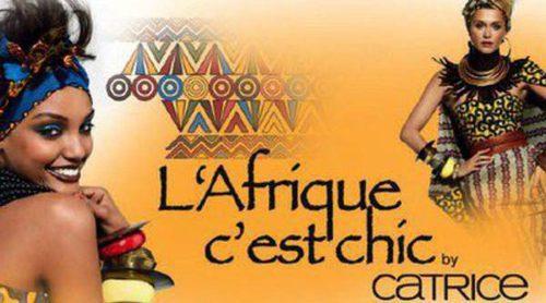 'L'Afrique c'est chic', la nueva línea de maquillaje de Catrice
