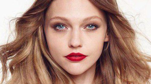 Sasha Pivovarova será el rostro de 'Elle l'aime', el nuevo perfume de Lolita Lempicka
