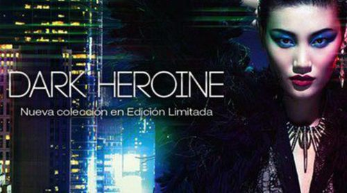 Conviértete en una superheroína con la nueva línea 'Dark Heroine' de Kiko